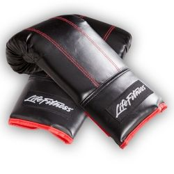 LifeFitness Pro-Curve Bag Gloves