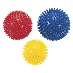 10cm Massage Ball, Blue