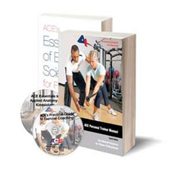 ACE Personal Trainer Manual - 4th Edition Set