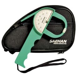Saehan Skinfold Caliper with case