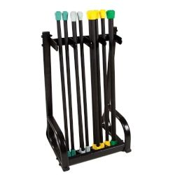 Aerobic Bar Vertical Storage Rack