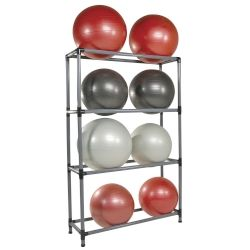 Stability Ball Storage Rack