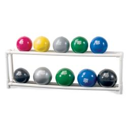 Soft Touch Med Ball Rack