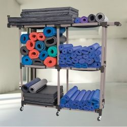 Multi Purpose Rack w/ Casters