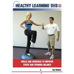 Drills and Exercises to Improve Static and Dynamic Balance