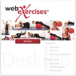WebExercises Desktop Software