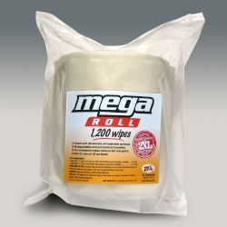Mega Roll Biodegradable Wipes