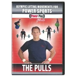 Olympic Lifting Movements For Power Sports - The Pulls DVD