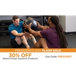 President's Day Flash Sale on Fitness Equipment