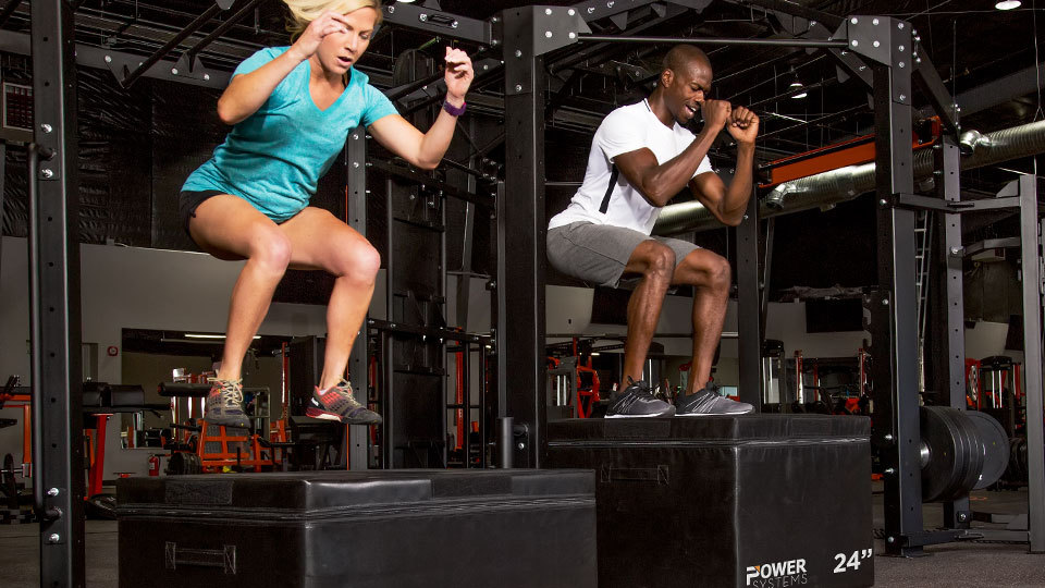 Reactive Training 101: Box Jump Breakdown