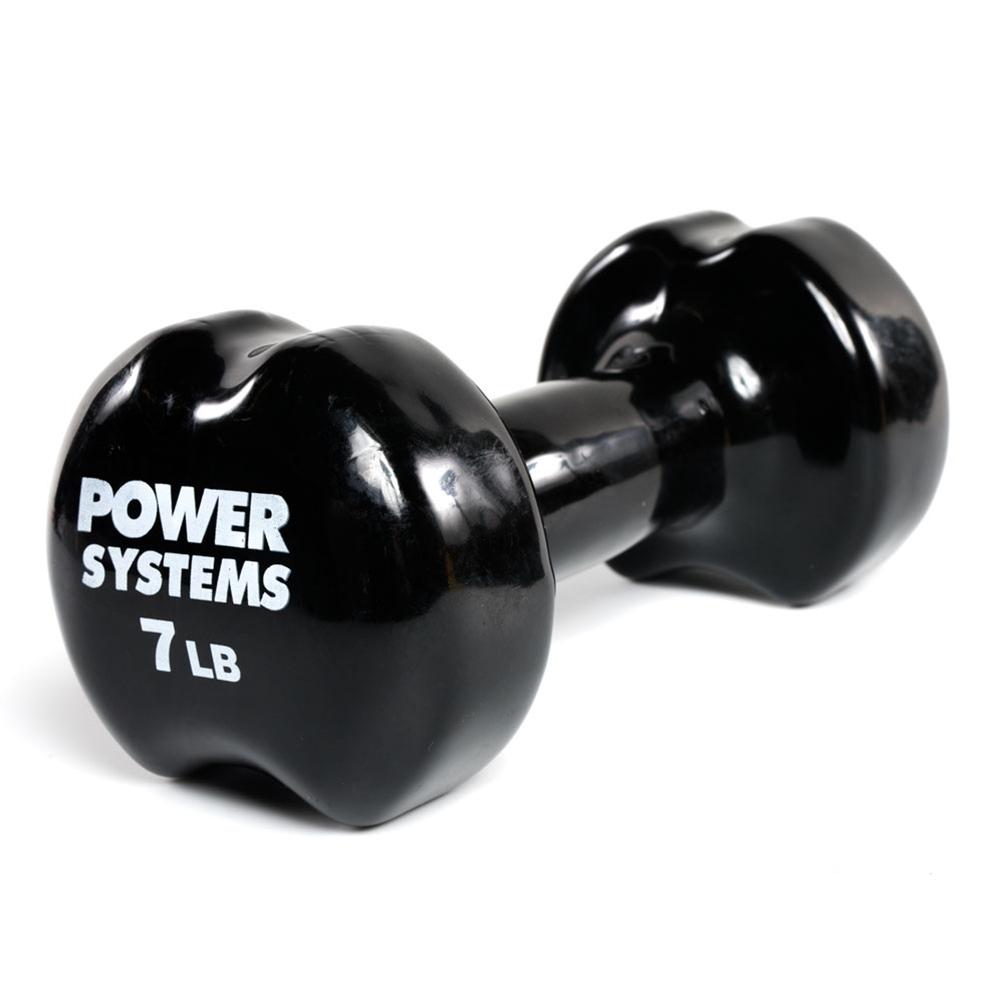 Apple Vinyl Dumbbell-7 lbs