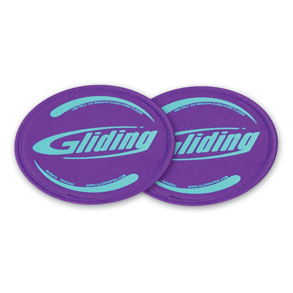 Gliding Discs-Club Kit Hardwood