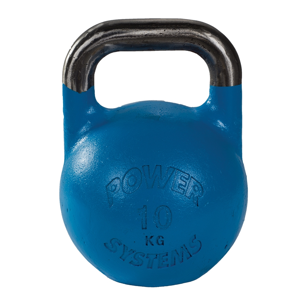 Competition kettlebell 10kg (Sky Blue)