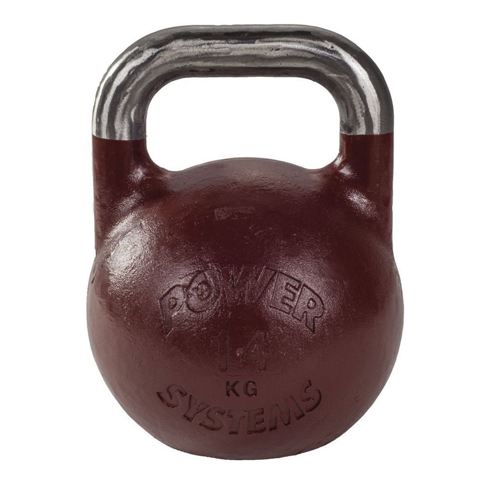Competition Kettlebell 14kg (Light Brown)