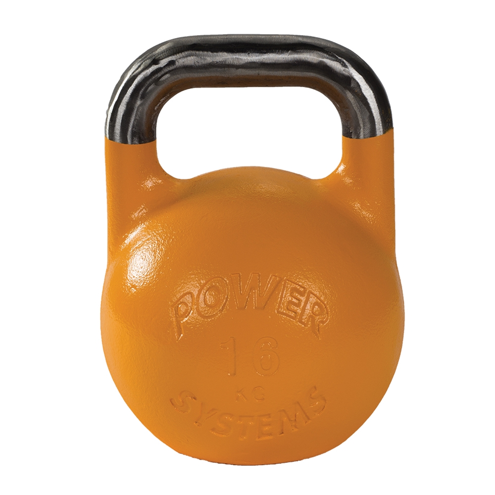 Competition Kettlebell 16kg (Yellow)