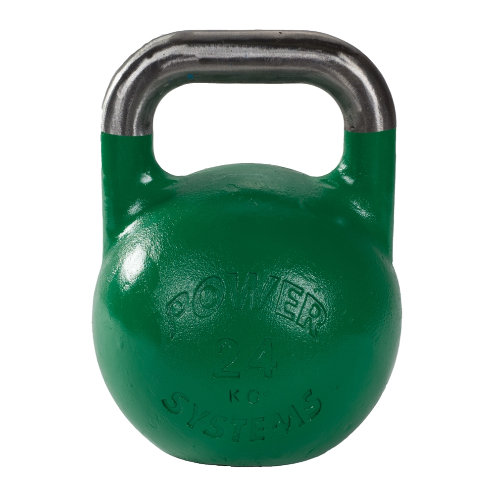 Competition Kettlebell 24kg (Green)