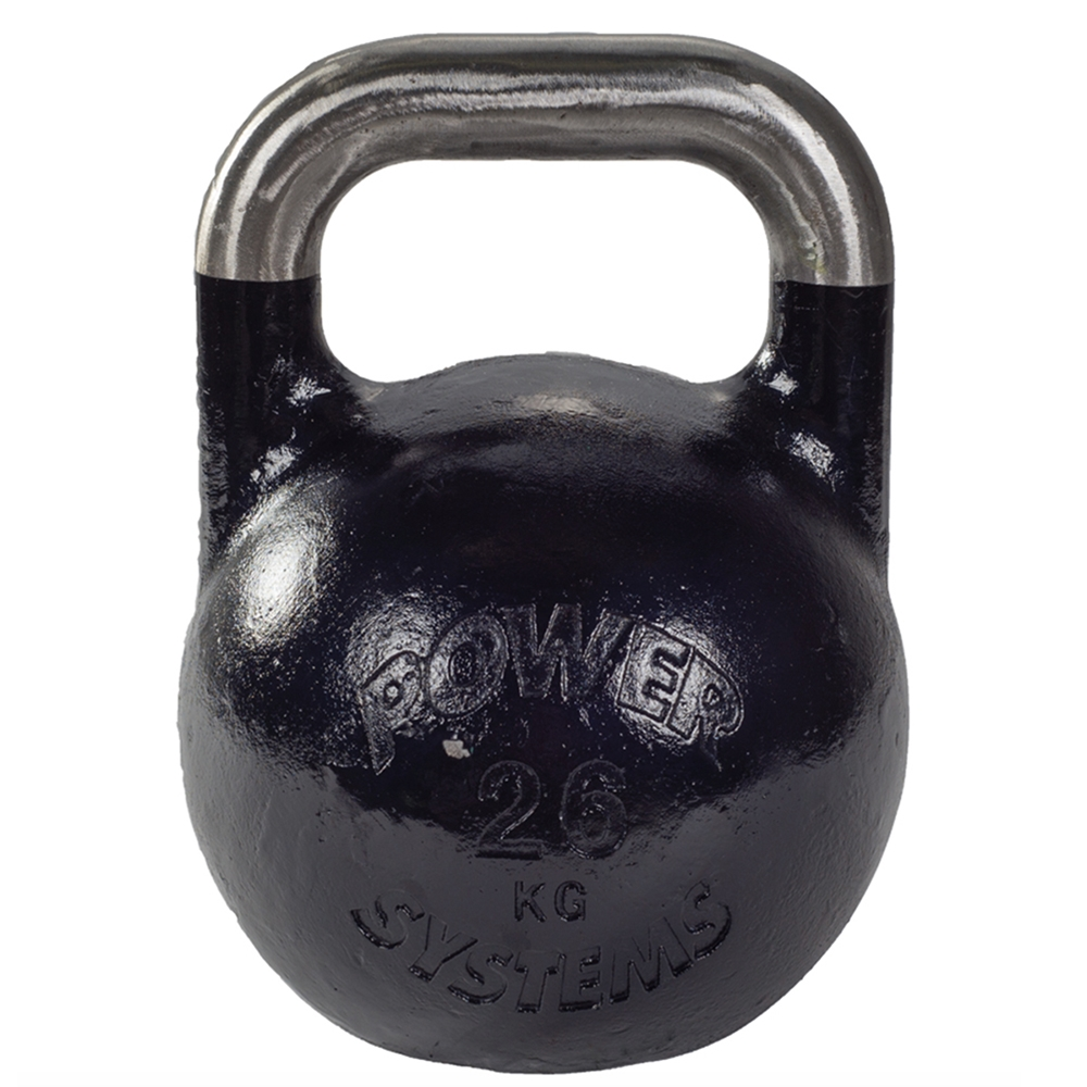 Competition Kettlebell 26kg (Black)