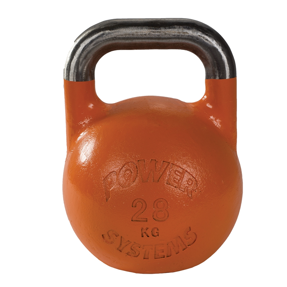 Competition Kettlebell 28kg (Orange)