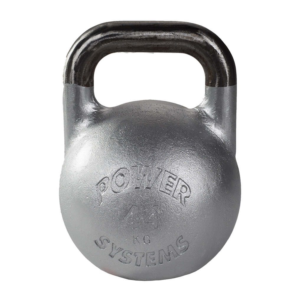 Competition Kettlebell 44kg (Silver)
