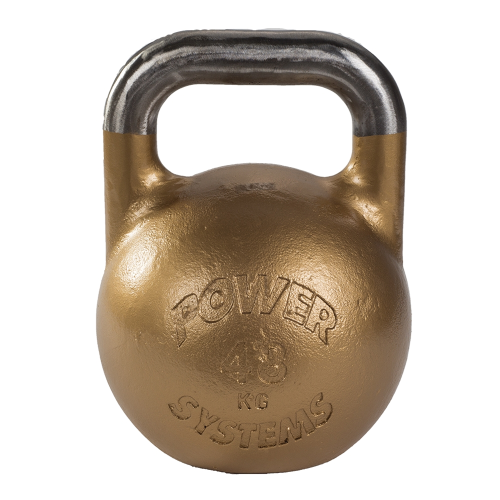 Competition Kettlebell 48kg (Gold)