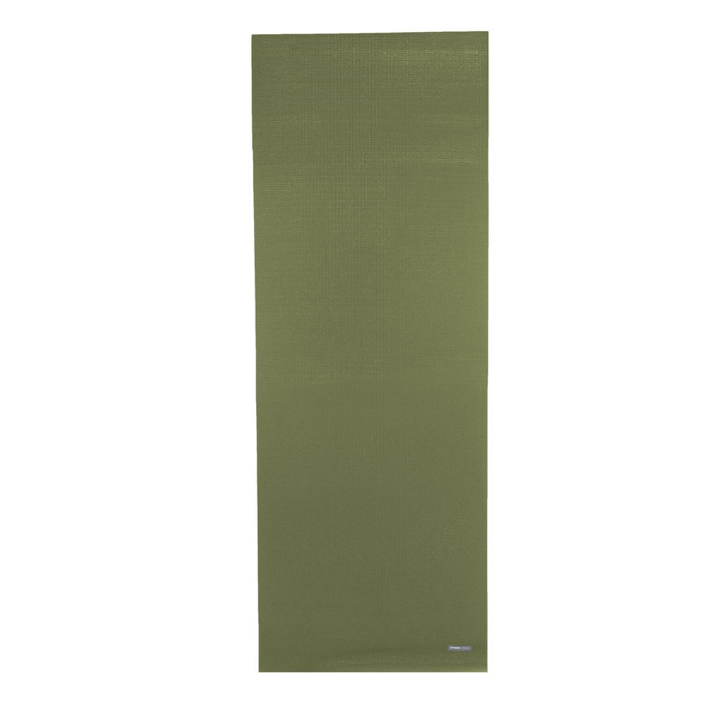 "Premium Yoga Sticky Mats-Tea Leaf Green - 1/4"" thick"