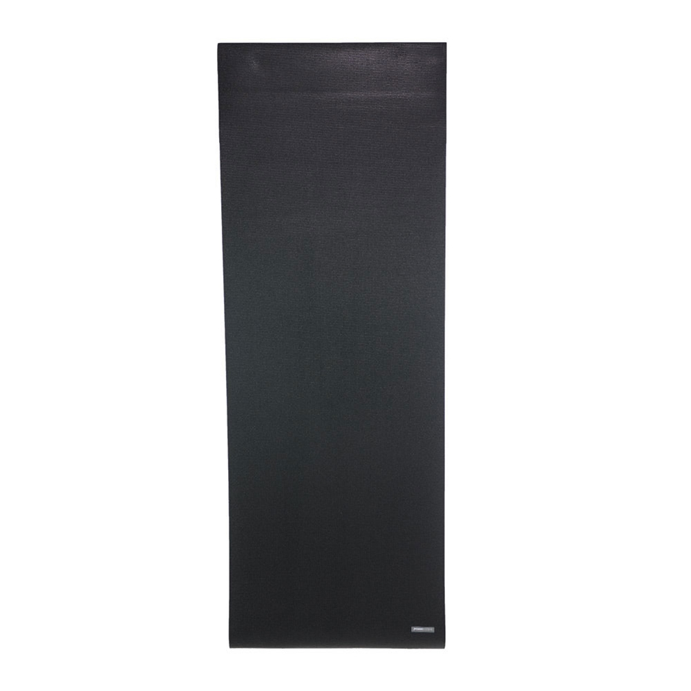 "Premium Yoga Sticky Mats-Jet Black - 1/4"" thick"
