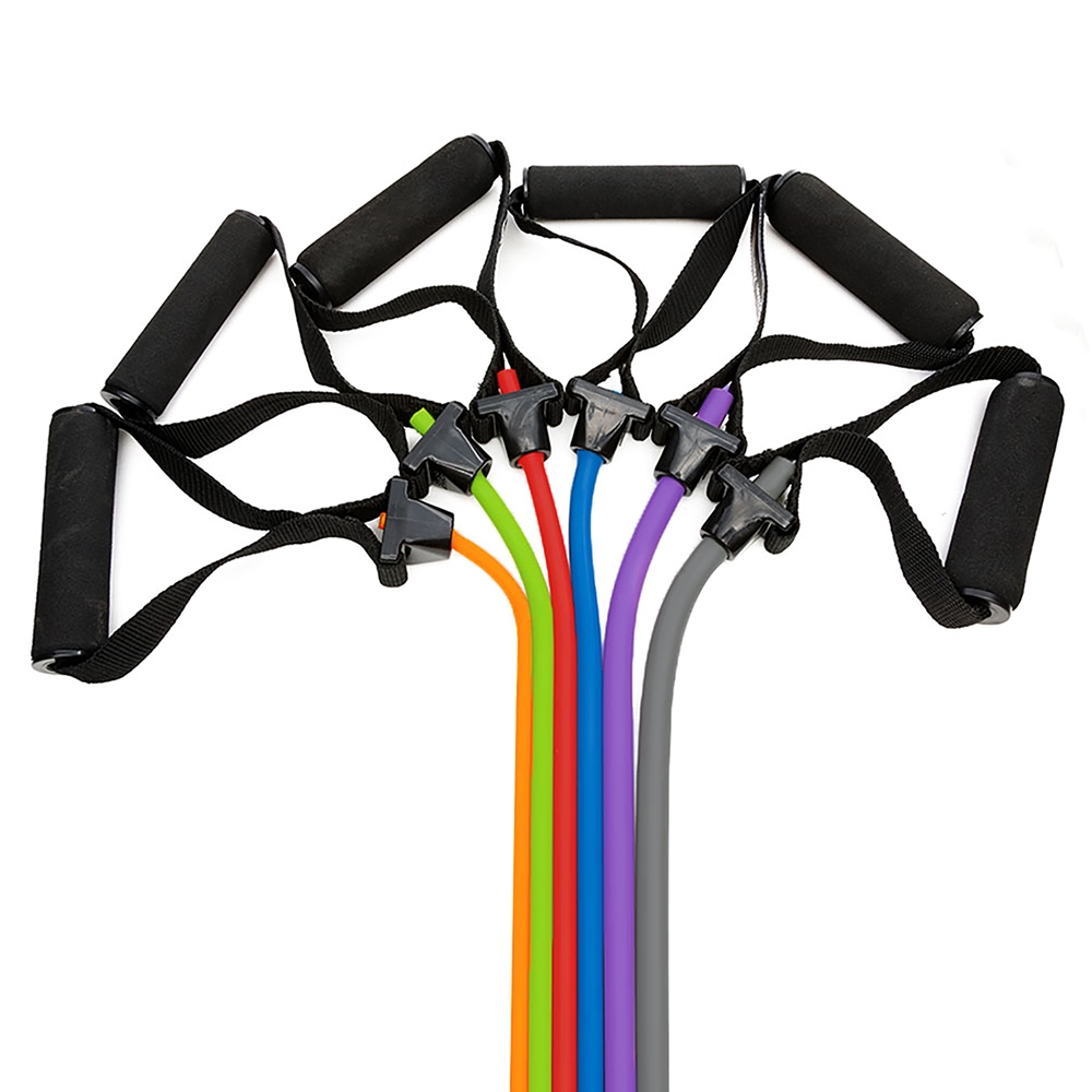 Workout Bands System: Premium Versa-Tube Takes Fitness To A