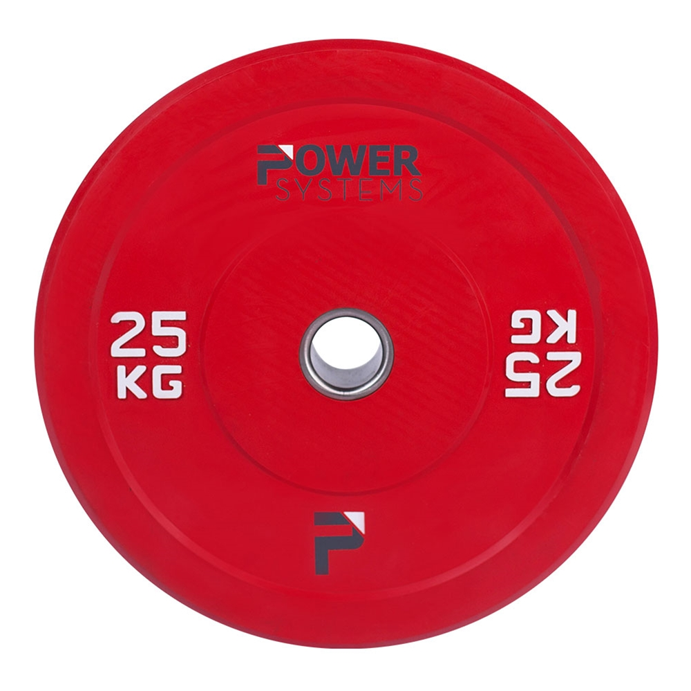 Olympic Bumper Plate-25 kg