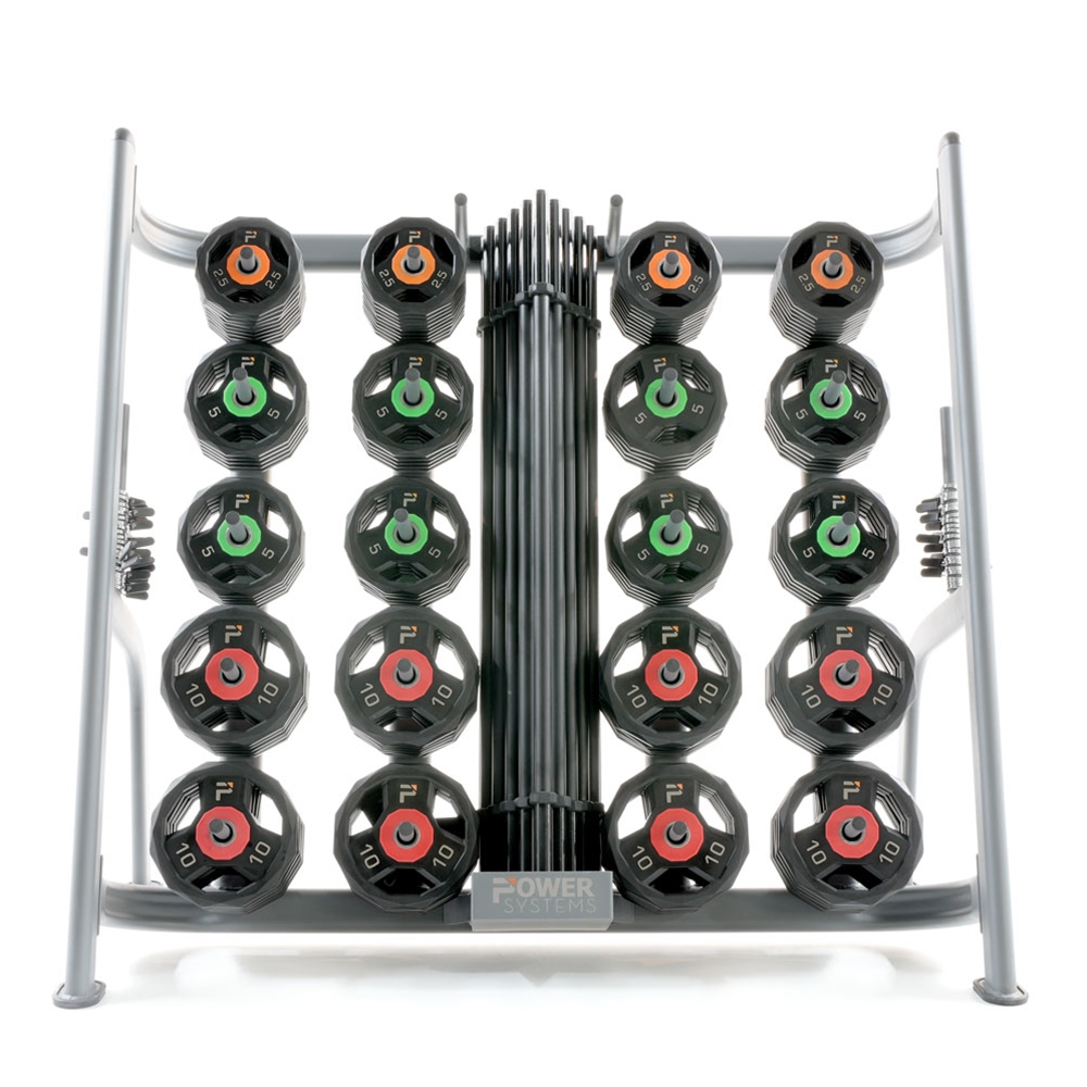 ProElite Pump Sets w/ Racks-20 Set w/ Rack