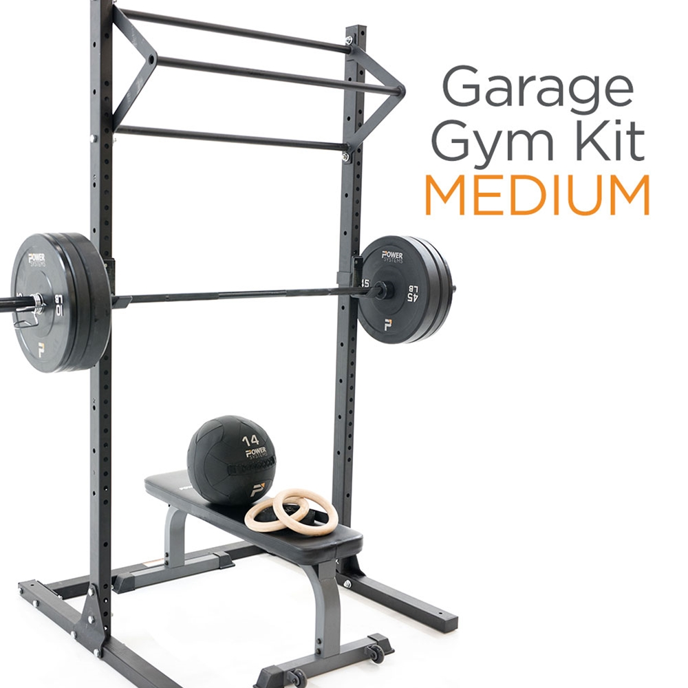Garage gym power systems