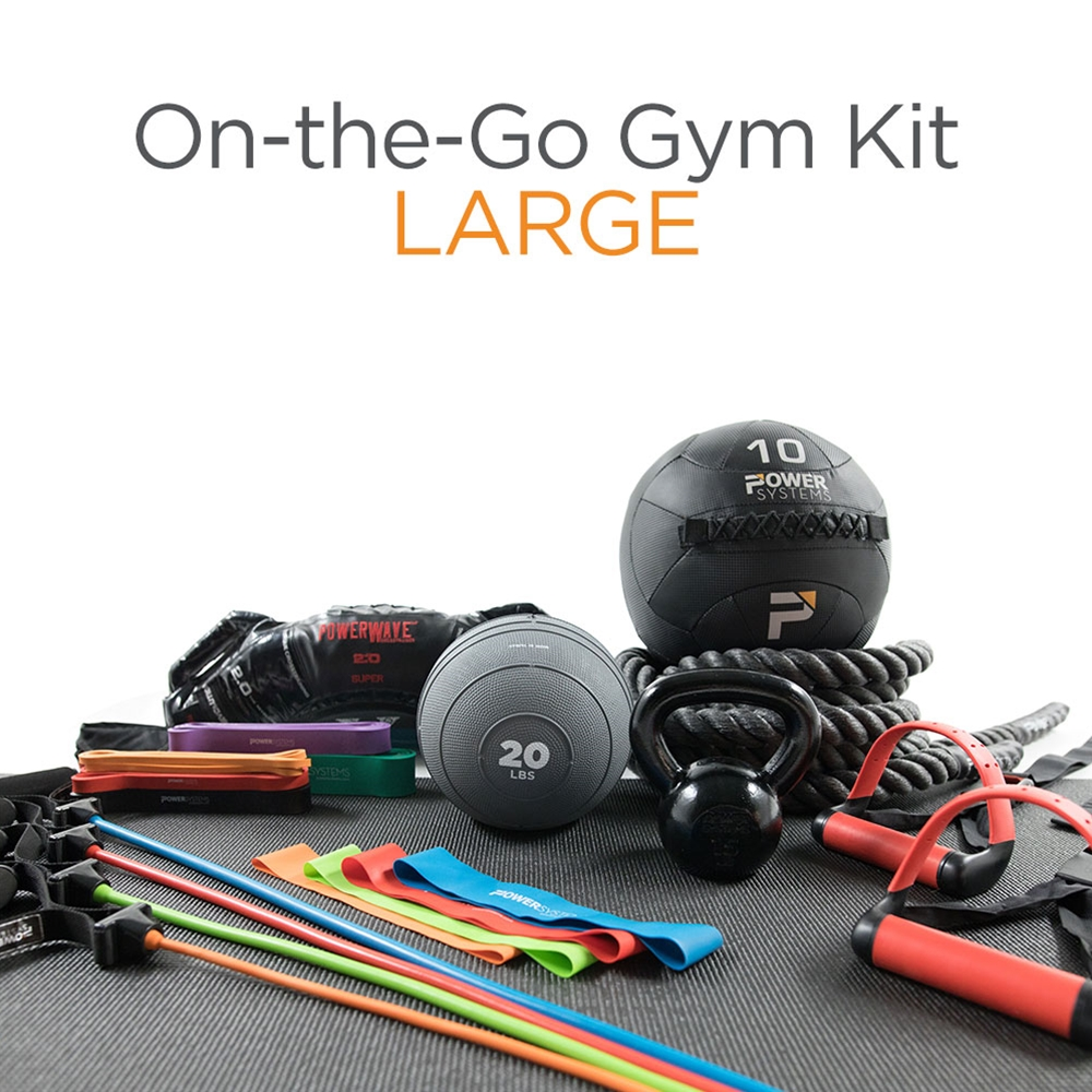 On the Go Gym-Large