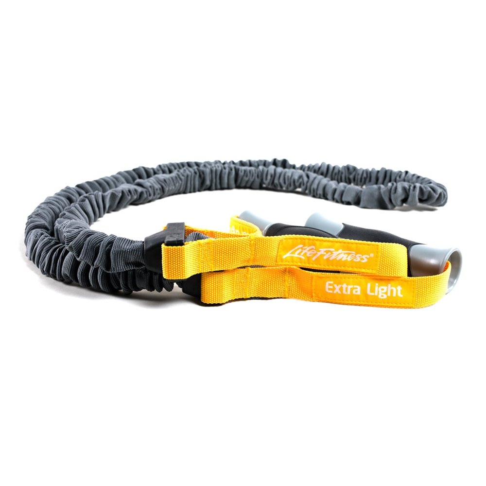 Life Fitness Covered Resistance Tube-Extra Light