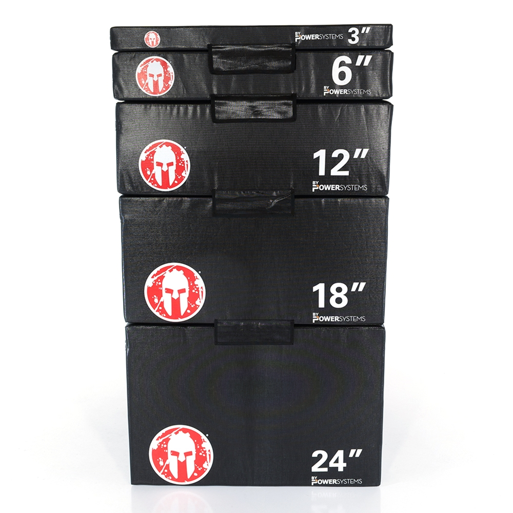 Foam Plyo Box -Set of 5