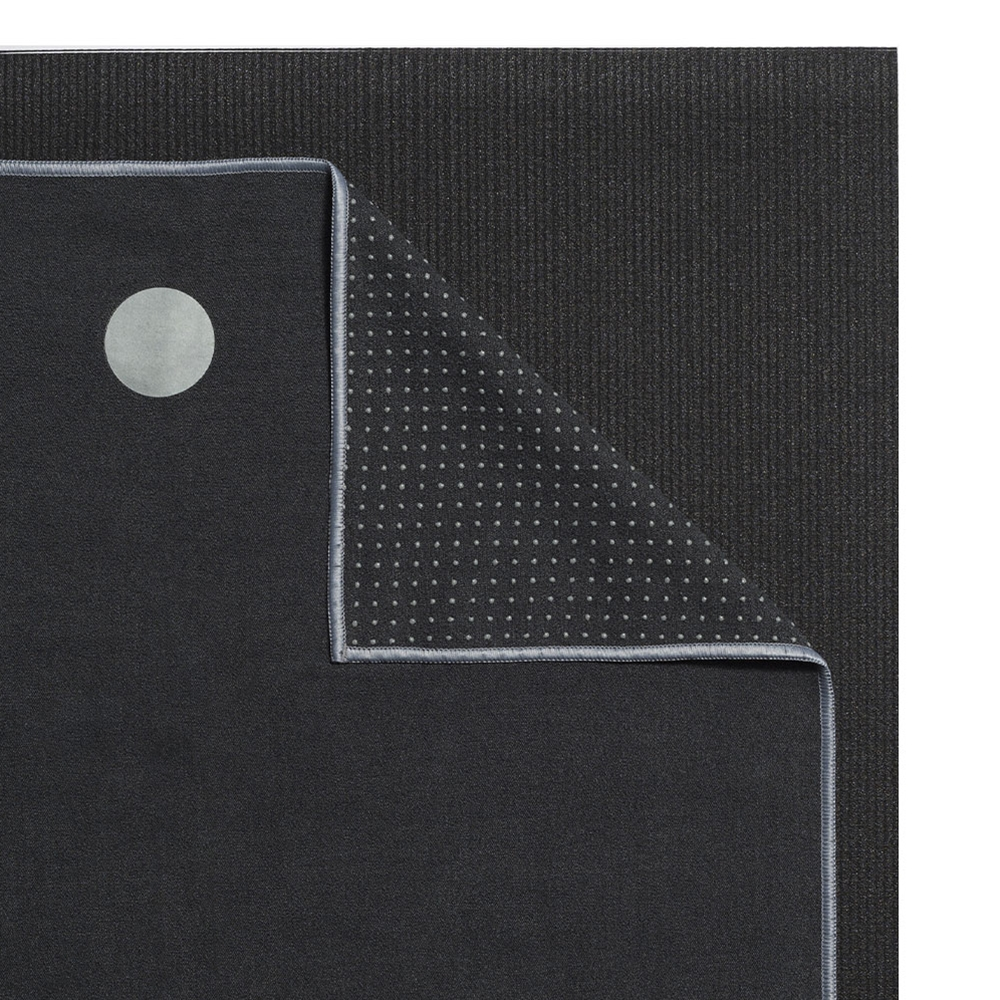 Manduka yogitoes Yoga Towel-Thunder