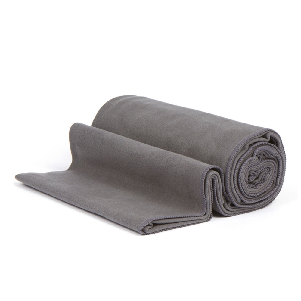 Manduka Studio Gear eQua® Yoga Towel -Thunder