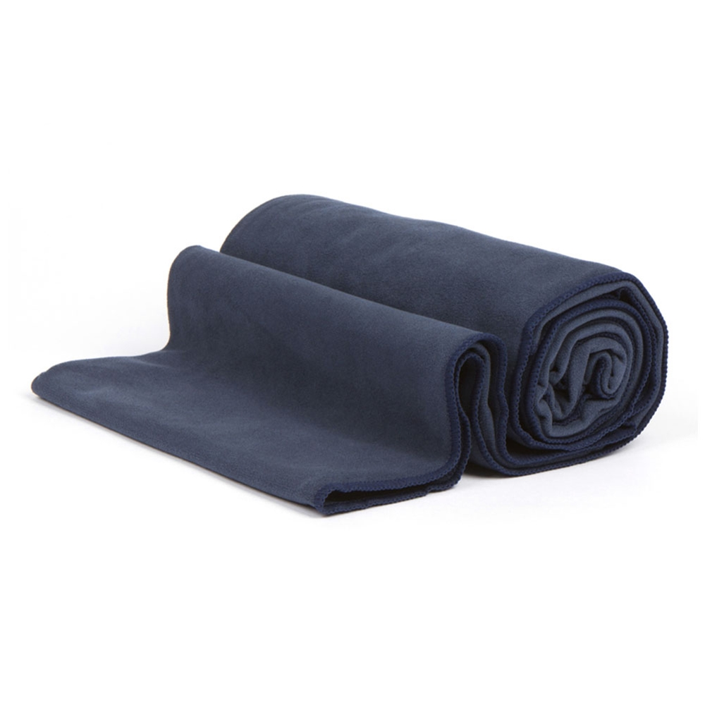 Manduka Studio Gear eQua® Yoga Towel -Midnight