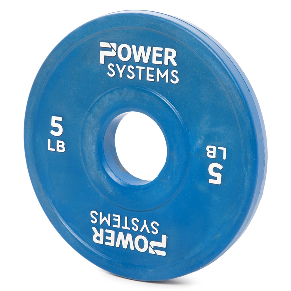 Training Plate Olympic Colors-5 lbs