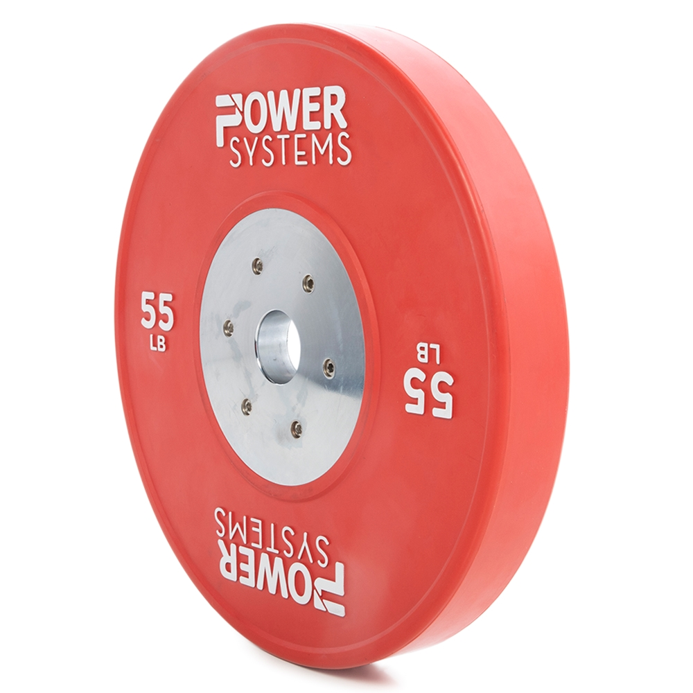 Training Plate Olympic Colors-55 lbs