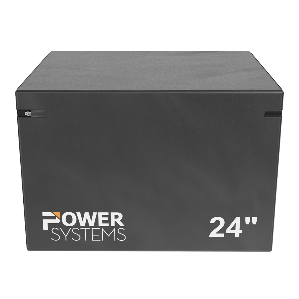 Power Systems Foam Plyo Box-24""