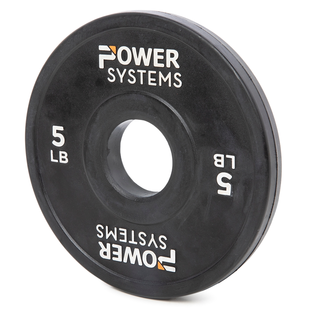 Training Plate Black Change Plates-5 lbs
