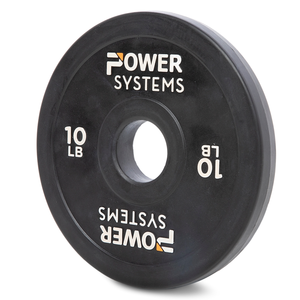 Training Plate Black Change Plates-10 lbs